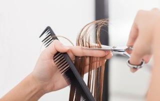 Hairdresssing job