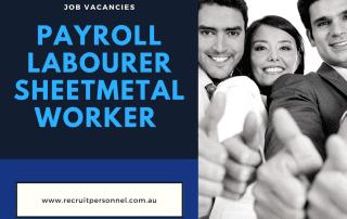 Job Vacancies Maitland